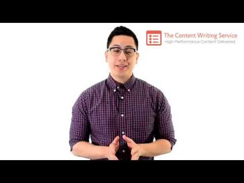 The Content Writing Service | Best Content Writers