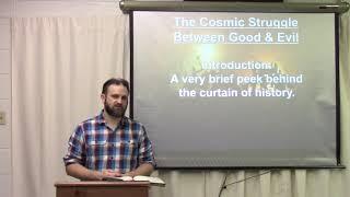 November 22, 2020 Sermon from Calvary Bible Church