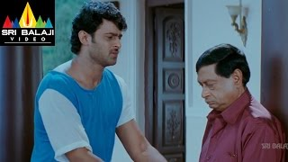 Darling Movie Family Sentiment Scene | Prabhas, Kajal Aggarwal | Sri Balaji Video