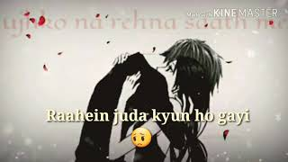||Le ja mujhe saath tere female version||Whatsapp status video||Love status||