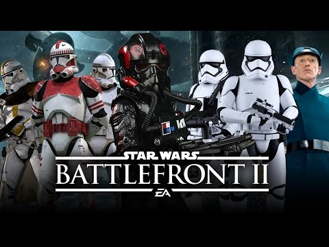 Star Wars Battlefront 2 Multiplayer Class Customization for All Eras: What We Will Likely See!