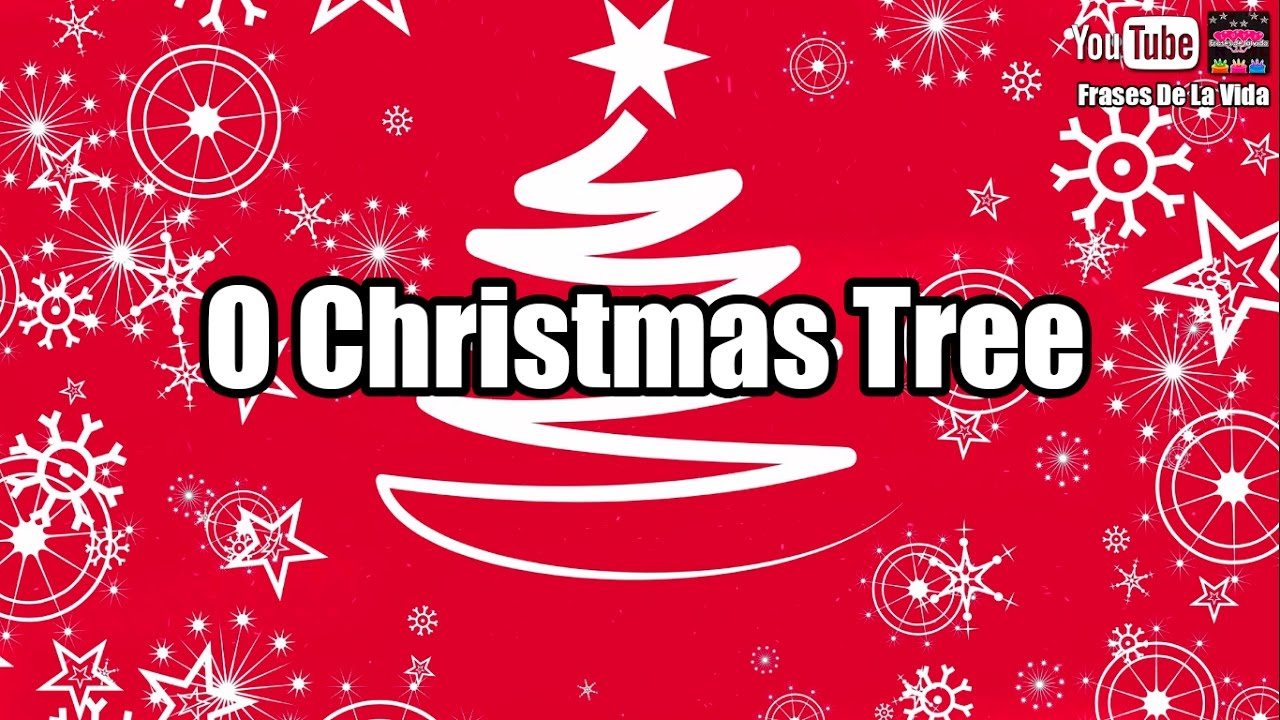 the happiest christmas tree lyrics