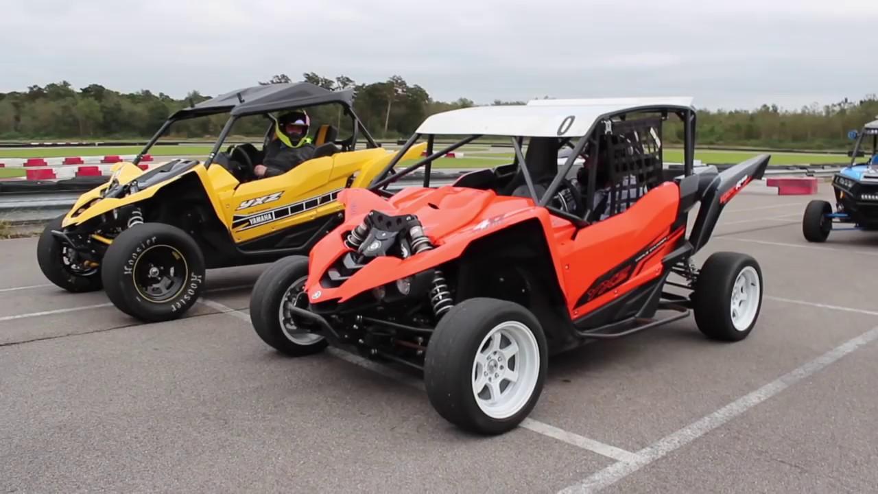 SxS Street Racing!!! Turbo Rzr, Yamaha YXZ 1000R SS, & More