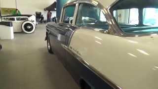 Beagle 1955 Belair Zz454 Mini Tubbed Cool Ass Street Car.