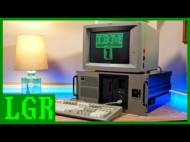 IBM Industrial Computer: $10,000 PC from 1985