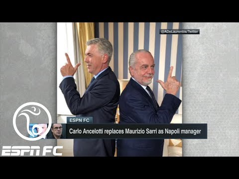 Napoli has its new manager; is the club's former manager headed to Chelsea? | ESPN FC