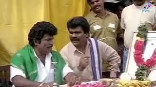 Tamil nadu present politics 2017 | Goundamani Senthil Vadivelu Comedy
