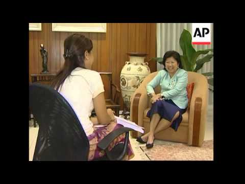 WRAP Ambassadors of rice importing countries meet ADDS Thai FM