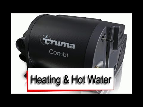 Truma Combi 4e Heating & Hot Water Boiler