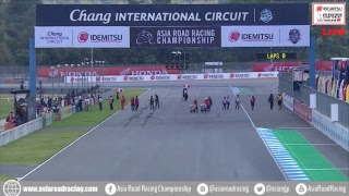 Sunday Morning Chang International Circuit Thailand 2018 ARRC