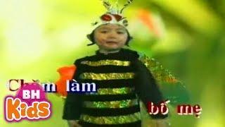 Bài Hát Thiếu Nhi Bé Xuân Mai 3 Tuổi ♫ Chị Ong Nâu ♫ Đôi Bàn Tay Xinh | Nhạc Thiếu Nhi Trẻ Mầm Non