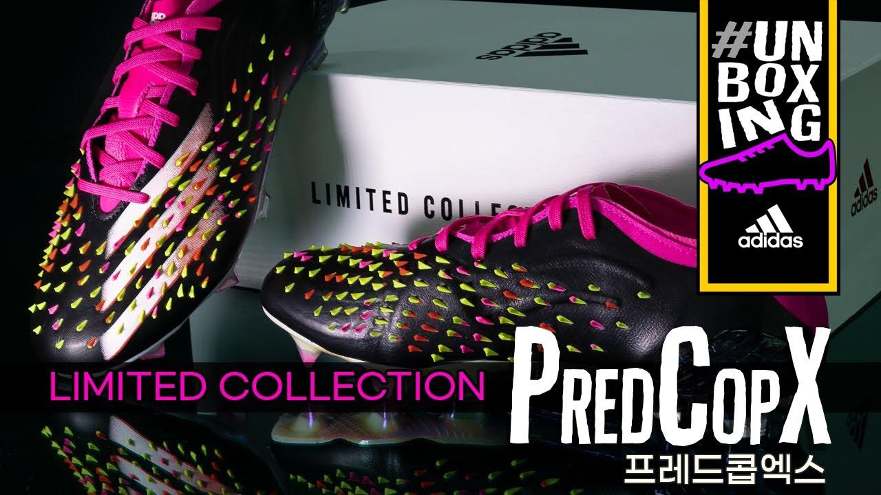 [CAPO FOOTBALL UNBOXING] adidas PREDCOPX