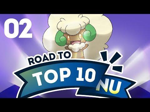 Pokemon Showdown Road to Top Ten: Pokemon Sun & Moon NU w/ PokeaimMD #2