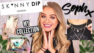 MY ANNOUNCEMENT.. SOPH X SKINNYDIP!!! MY NEW COLLECTION!!