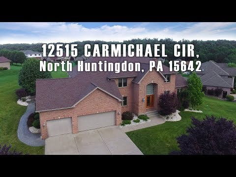 12515 Carmichael Circle North Huntingdon PA 15642 - Home For Sale