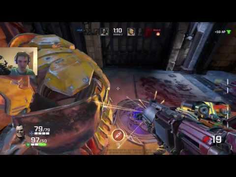 Quake Champions Duel - Zoot vs Weird