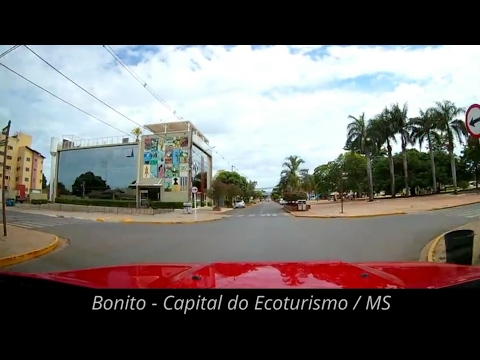 BONITO - MS, Capital do Ecoturismo