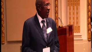 Mlangeni rings NY stock exchange bell to commemorate Mandela Day