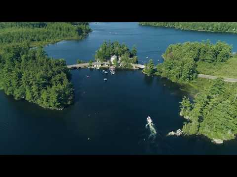 Long Pond- Belgrade Lakes- Rome, Mount Vernon, Belgrade, Maine