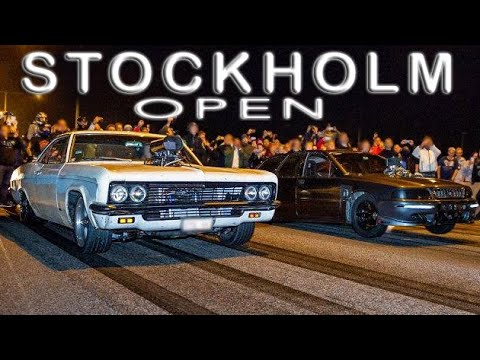 The STOCKHOLM OPEN Street Race (Full Movie)