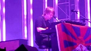 radiohead   true love waits everything in its right place live in praha