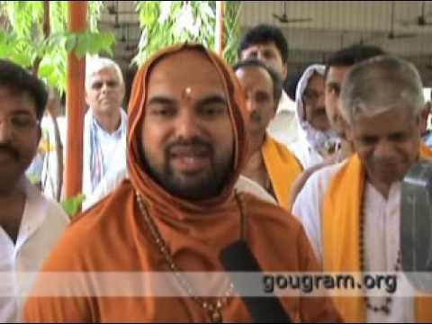Yathra Sandesh - Shree Raghaveshwara Bharathi Swamiji