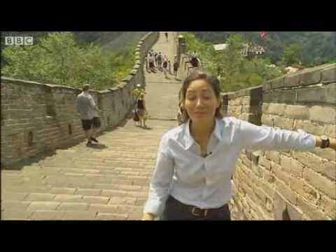 Visiting China's 'unique man-made' wonder