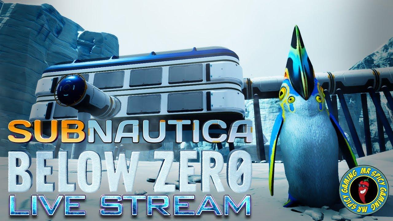 QUÉ CONSTRUIR SIGUIENTE - Subnautica BZ Early Access Live # 16 + vídeo