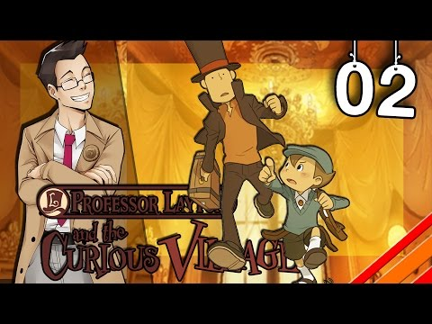 Professor Layton and the Curious Village |