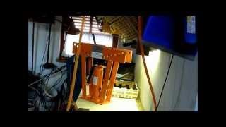 test vom neuen 12 tonnen china rohrbieger. Black Bedroom Furniture Sets. Home Design Ideas