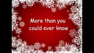 All I Want For Christmas is You (Lyrics) - Mariah Carey (ft. Justin Bieber)