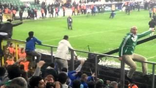 Bursaspor - Trabzonspor maç sonu