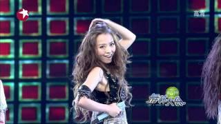 张靓颖--Crazy In Love(东方卫视高清频道-舞林大会) thumbnail