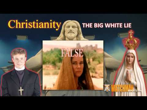 How white people changed the Identity of biblical characters from black to white. Pure deception!
