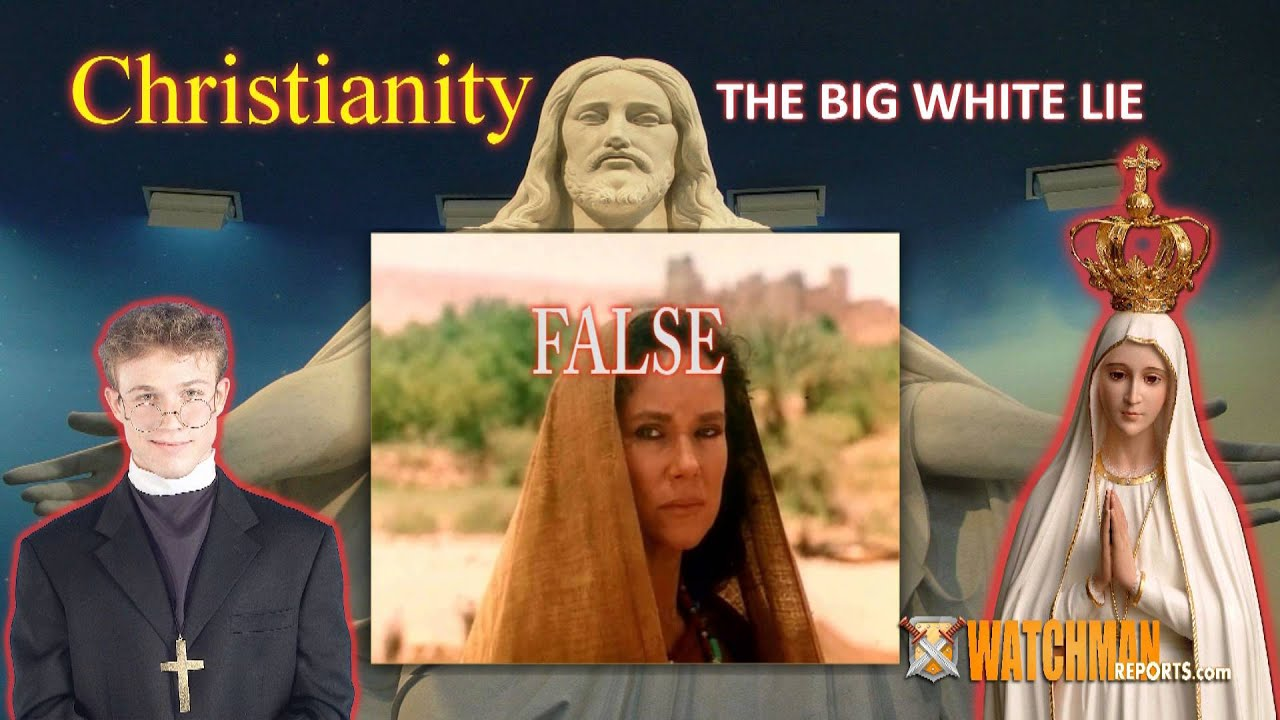 how white people changed the identity of biblical characters from