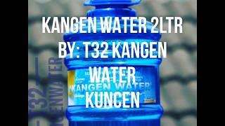 Cara Mudah bikin Kangen Water ph 9,5