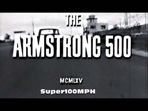 1965 THE ARMSTRONG 500