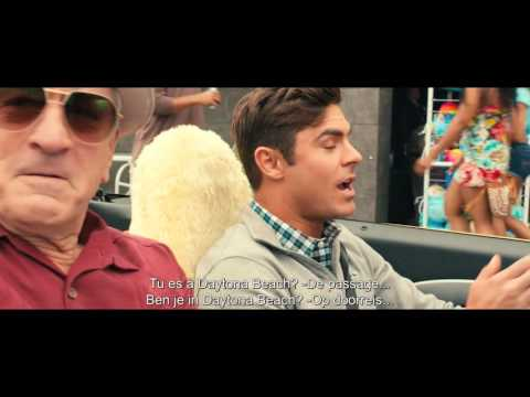 Dirty Grandpa (VF: Dirty Papy) - Official Trailer (NL/FR Subtitles)