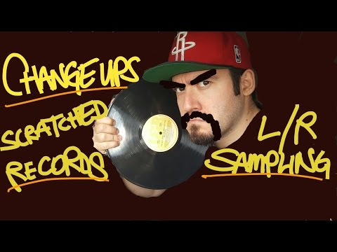 Weekend Beat Time - Change ups, Scratched Records, Left and Right Sampling