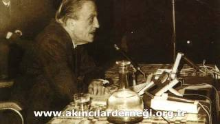 Üstad Necip Fazıl Kısakürek / Ayasofya Konferansı