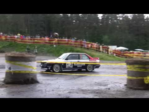 Rallye Český Krumlov 2016 | H03 | Jiří Jirovec - Jiří Horák