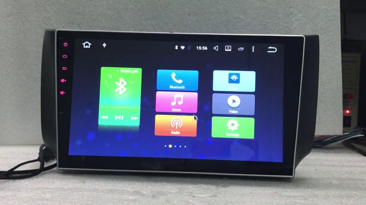 PX5 Octa Core Android Car Radio