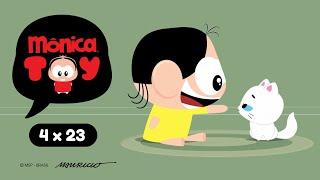 Mônica Toy | O fio da miada (T04E23) thumbnail