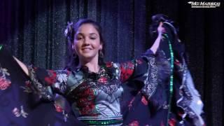 XXI FHMazurkas- Miklosz Deki Czureja i zespół - cymbaly solo, taniec rosyjski-Sara D.Czureja