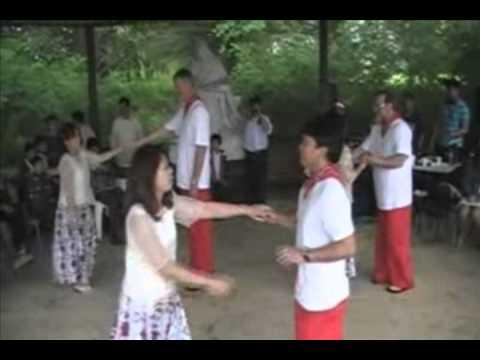panderetas dance
