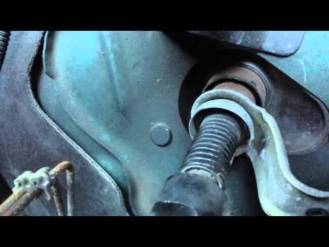 1999 Dodge Ram Loose Steering Column Youtube