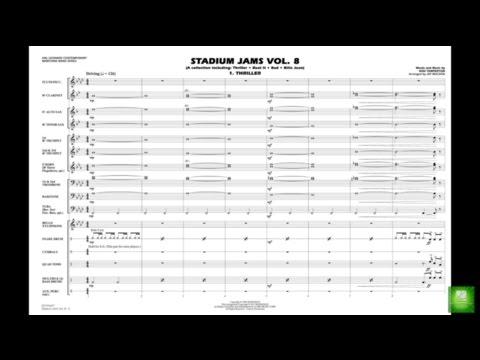 Stadium Jams Vol. 8 (Michael Jackson) arr. Jay Bocook