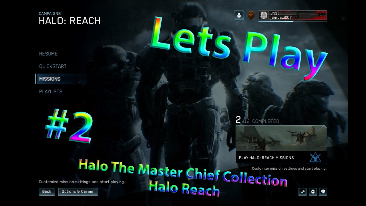 Halo The Master Chief Collection Reach Online Episode 2 Swat Spectacle
