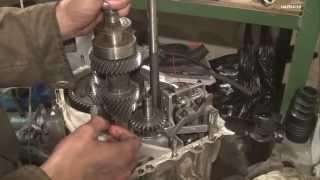 Переборка коробки передач на ВАЗ-2112, замена подшипников/сальников