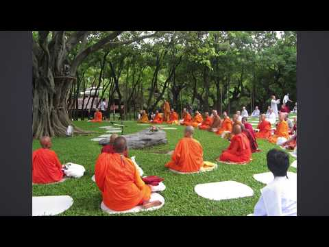 """One Day Workshop """"Buddhist Ways of Transforming the Mind""""_Part 01"""